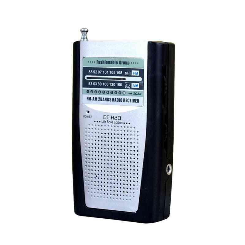 Universal Telescopic Pocket Antenna Radio