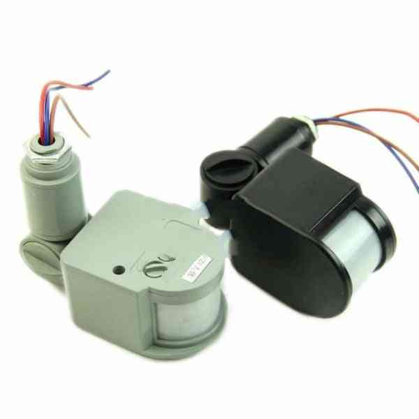 Outdoor Wall Led Light-motion Sensor Detector