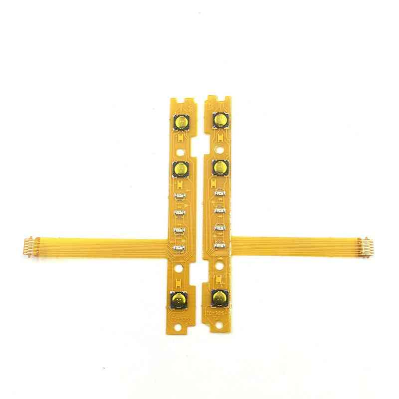 L/r, Sl, Sr Button Key - Flex Cable Replacement Parts For Nintendo Switch