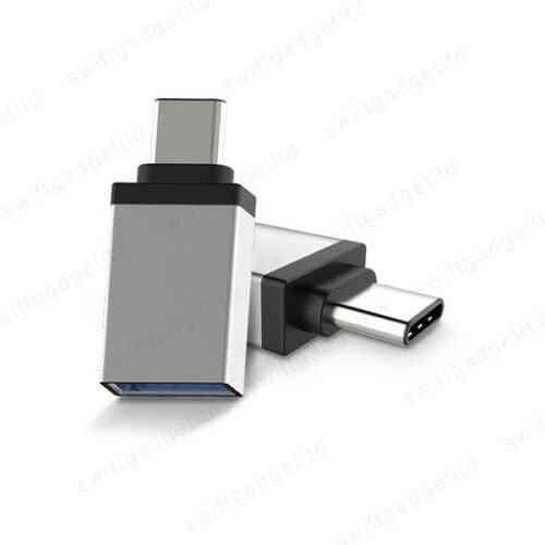 Usb Type C To Usb 3.0 Adapter - Otg Thunderbolt 3 Converter