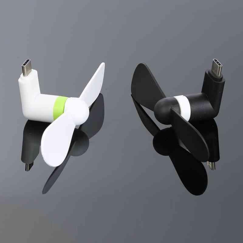 Portable Mini Electric Usb Fan For Mobile