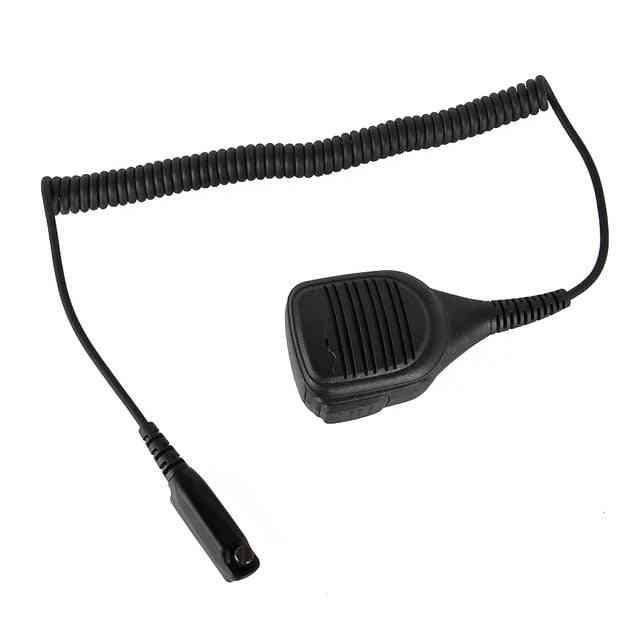Waterproof And Portable-two Way, Handheld Speaker Microphone