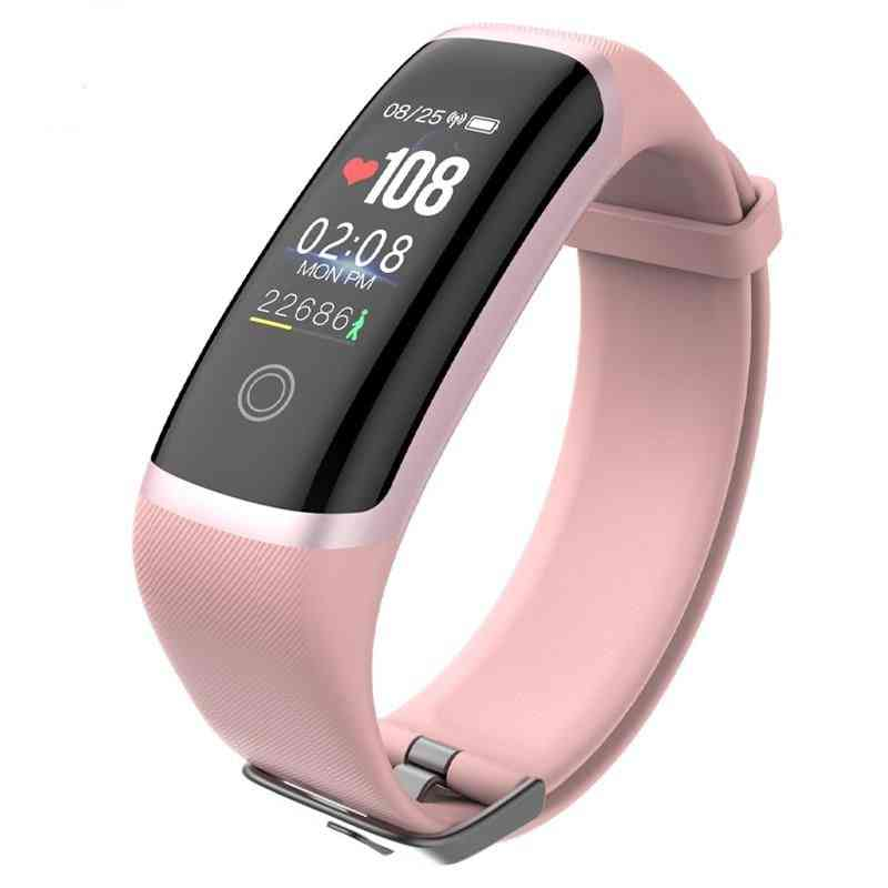 Waterproof Bluetooth Smart Watch - M4 Heart Rate Monitor For Ios And Android