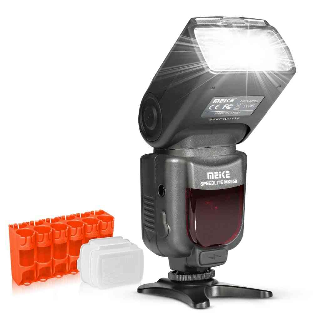Mk950 E-ttl Speedlite Camera Flash For Canon