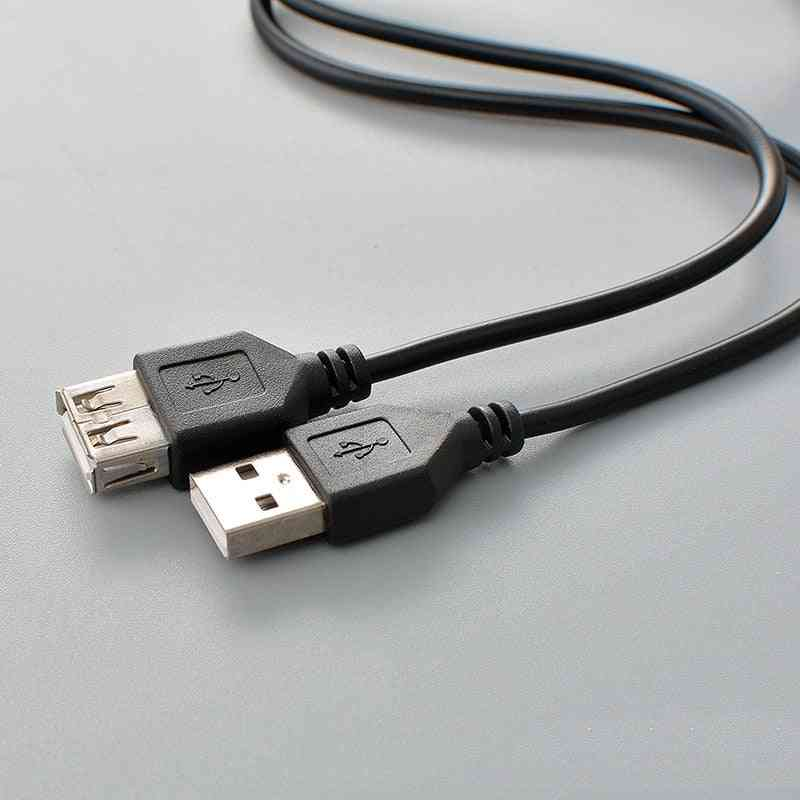 Data Sync Usb 2.0 Extender Cord Extension Cable