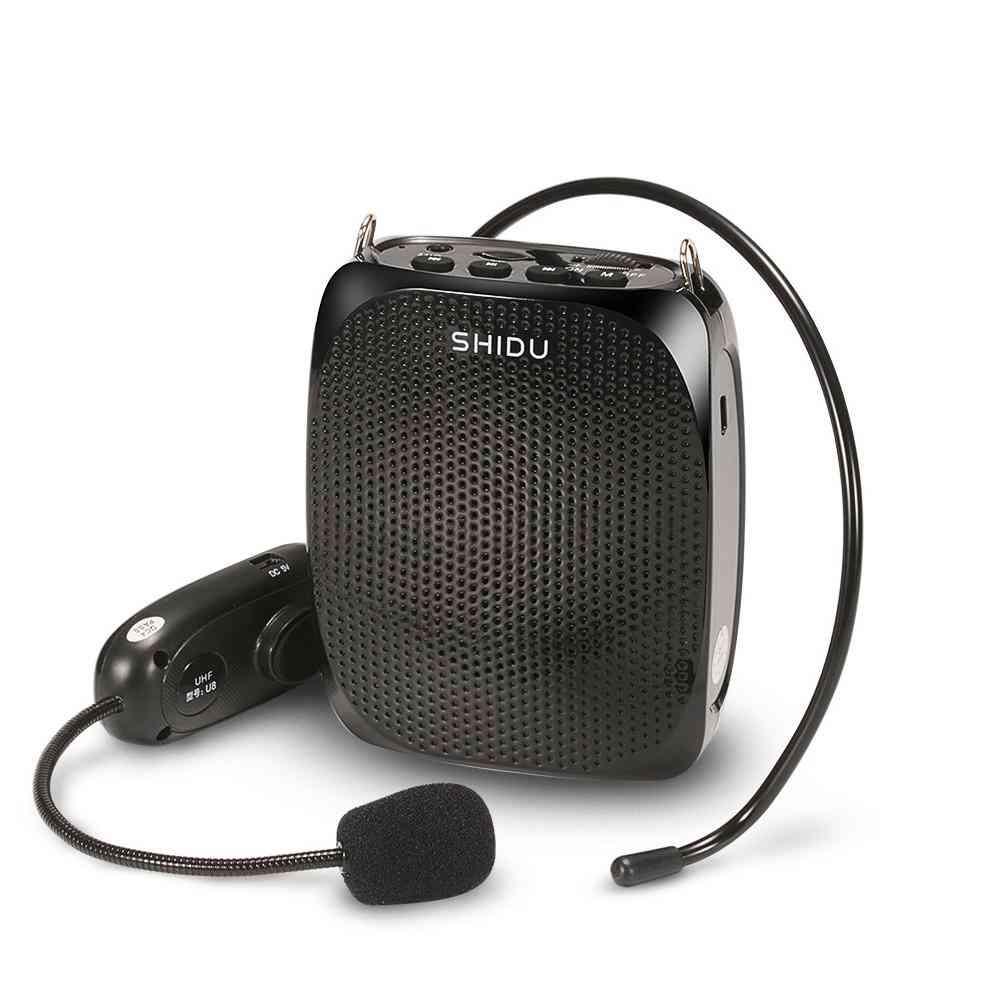 10w Portable Voice Amplifier - Outgoing Speech Teach Speaker