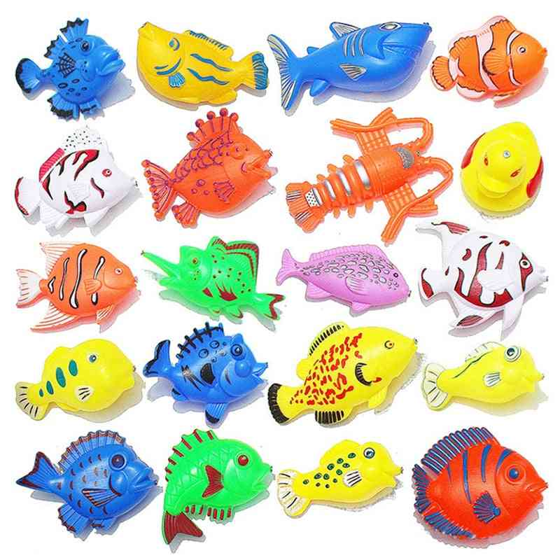 Children's Magnetic Fishing - Water Puzzle Games