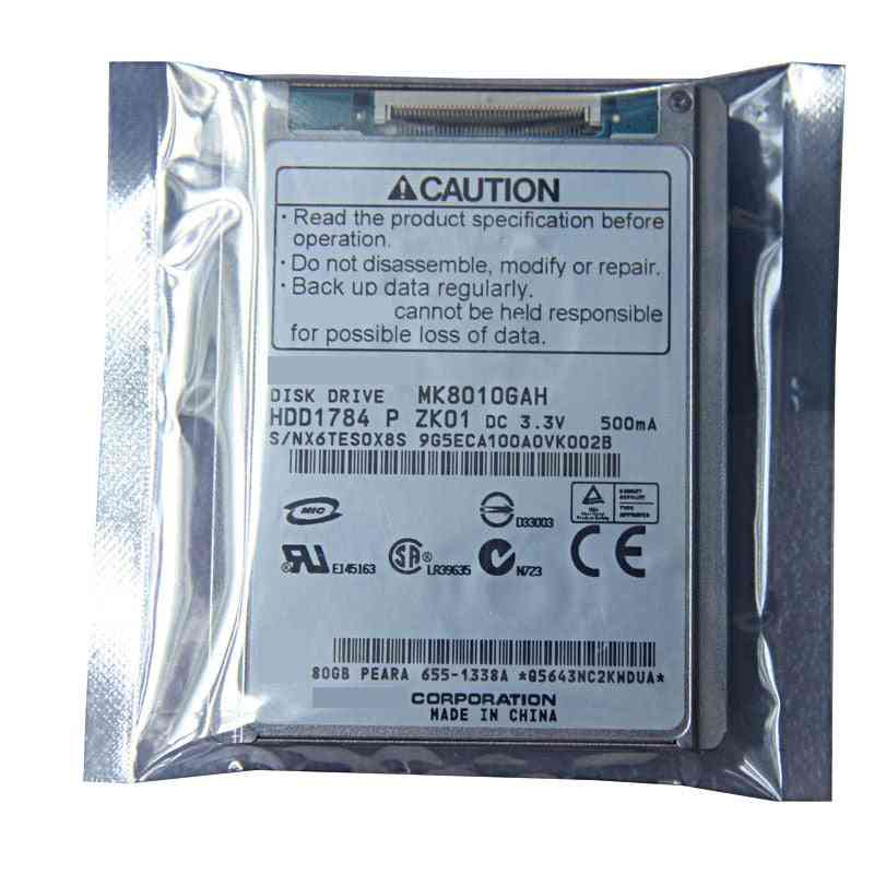 5.5gen Replace Hard Disk Drive