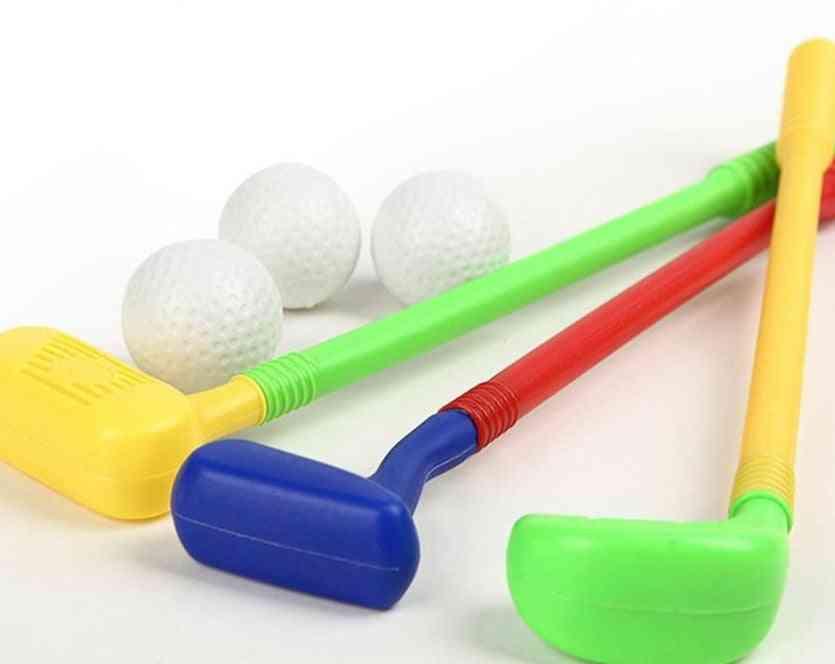 Kids Golf Club For Grasping Ability Development