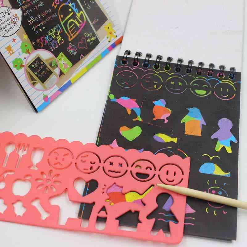 Colorful Paper Diy Kids Educational Fun