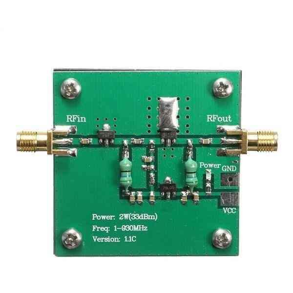 Rf Broadband Power Amplifier Module For Radio Transmission Fm, Hf And Vhf