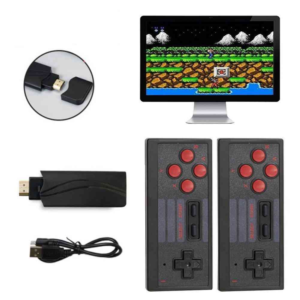 Childhood Retro Mini Handheld Game Console Classic - 4k Tv Av/hdmi, 8 Bit