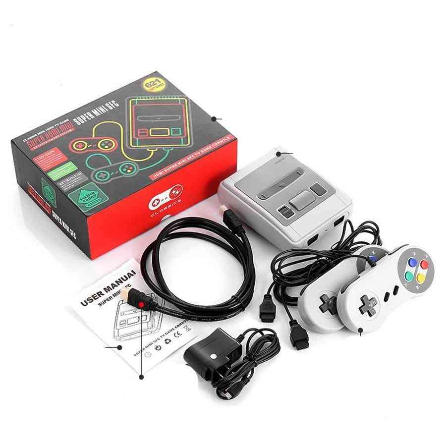 Mini Hd Tv 8 Bit Video Game Console
