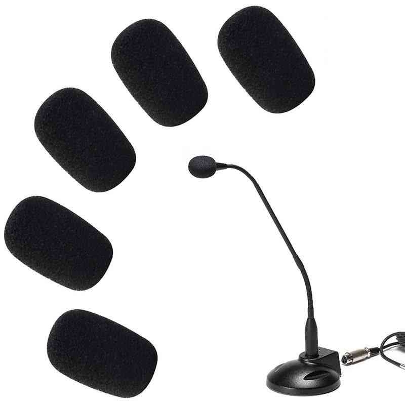 Headset Microphone Pads Cover