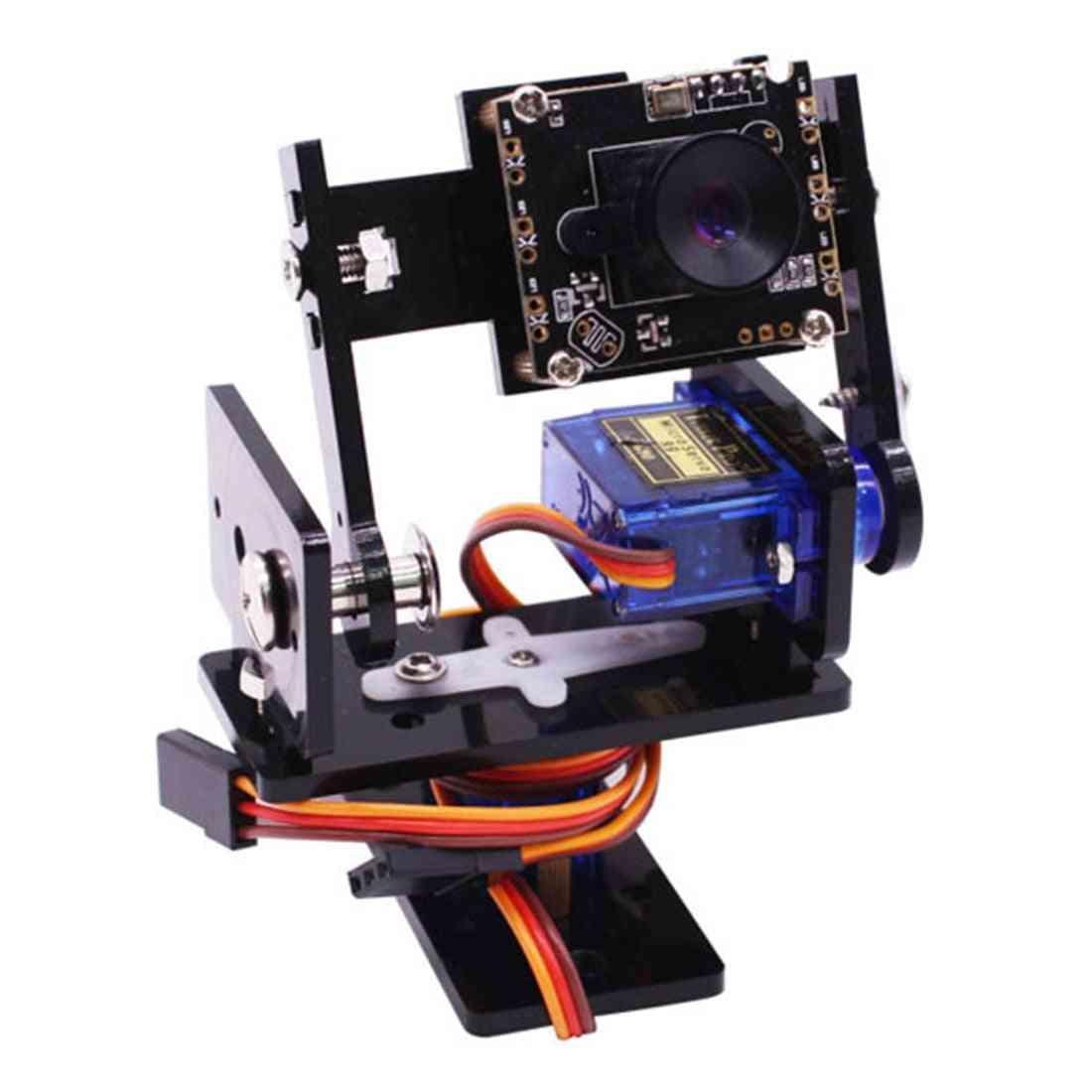 Sensor Kit With Micro Servos Smart Robot Hd Camera