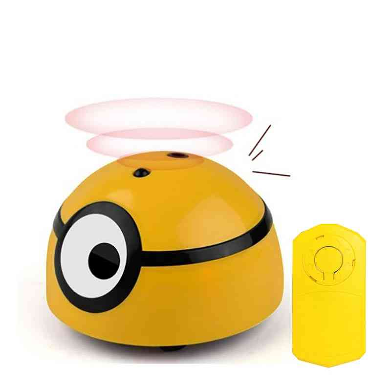 Automatic Intelligent Escaping Toy For Chirdens