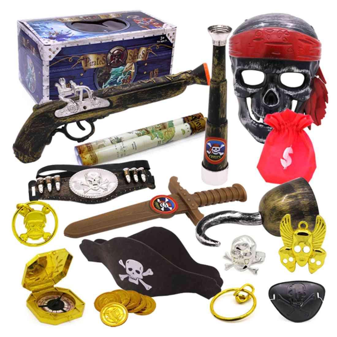 Pirate Theme Supplier Party - Decoration Set