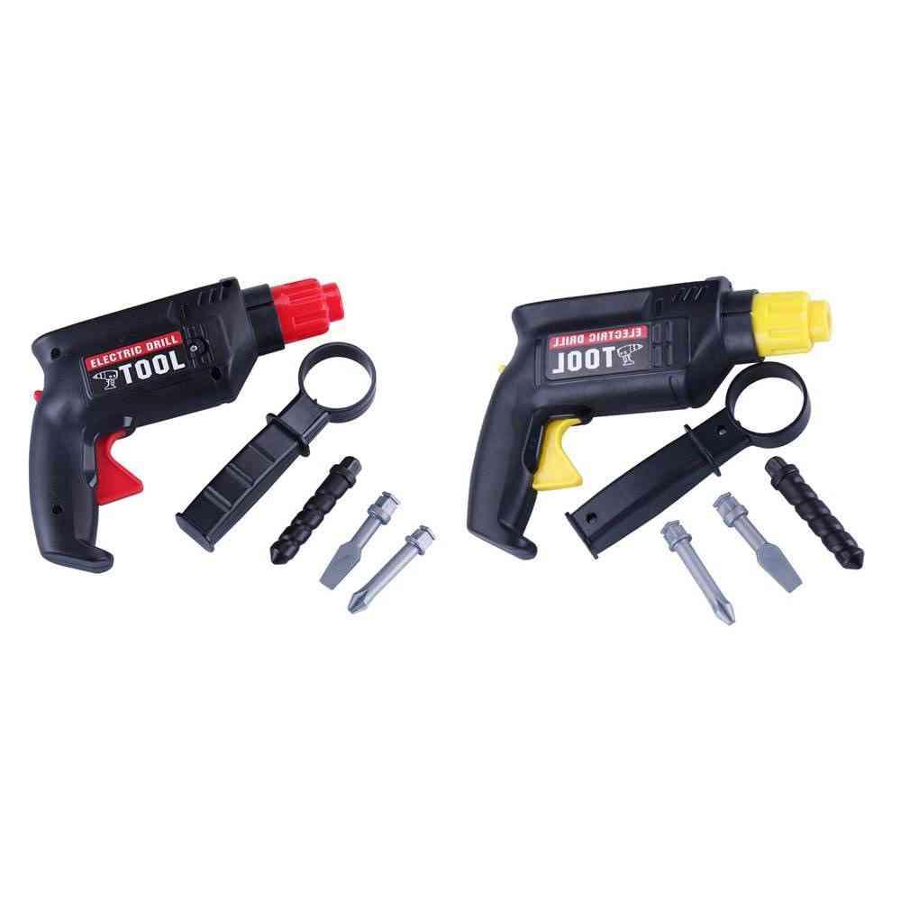 Simulation Repair Tool - Drill Screwdriver Repair Toy