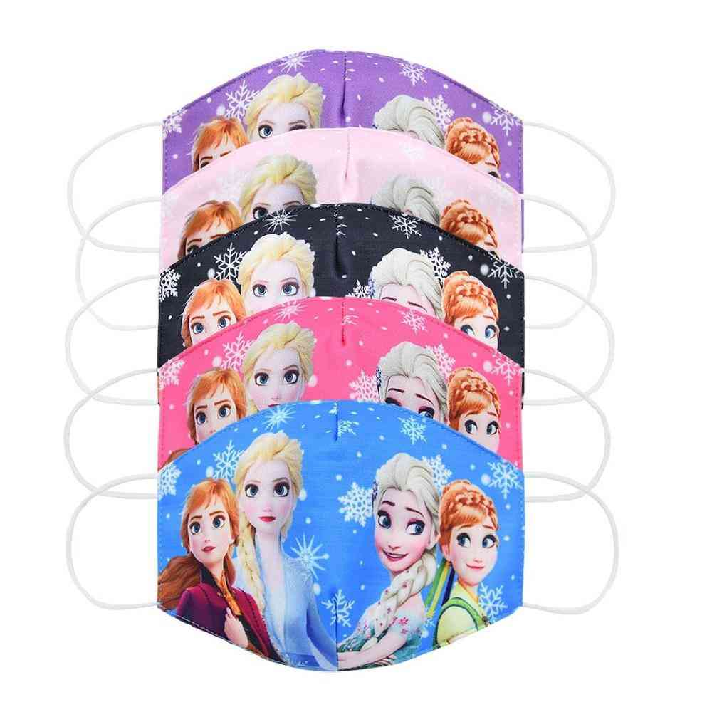 Children's Face Mask - Cotton Anti-dust Protective For /