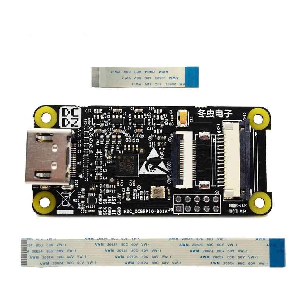 Hdmi Adapter Board -interface To Csi-2 Tc358743xbg