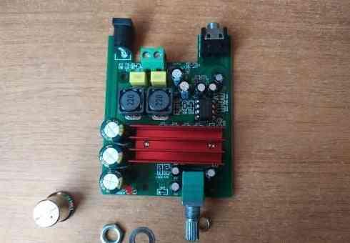 Digital Power, Audio Receiver Amplifier Board-100w