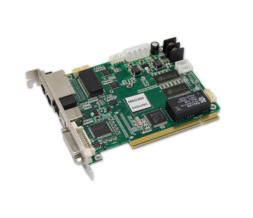 5v Led Display Sending Card -double Ethernet Port