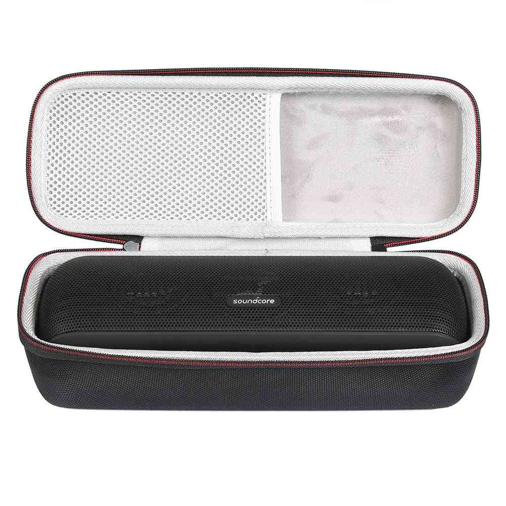 Portable, Shock And Dust Proof Hard Case For Wireless Speaker