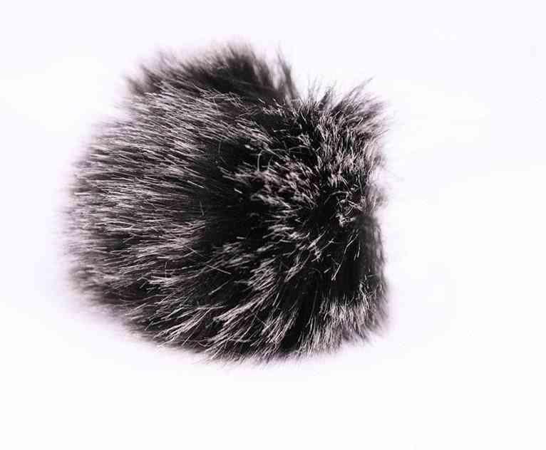 Furry Microphone Windshield