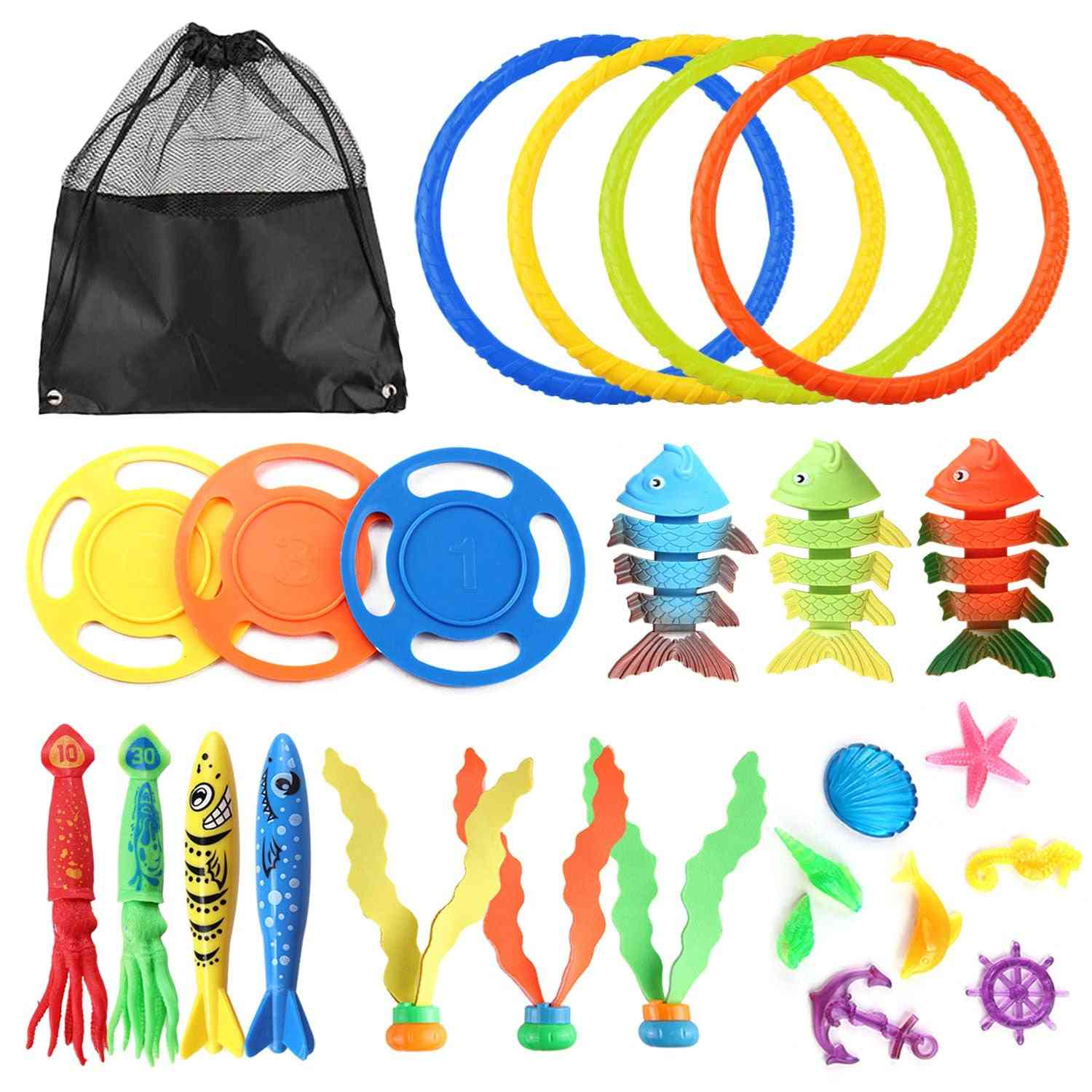 Underwater Water Play With Storage Bag For /