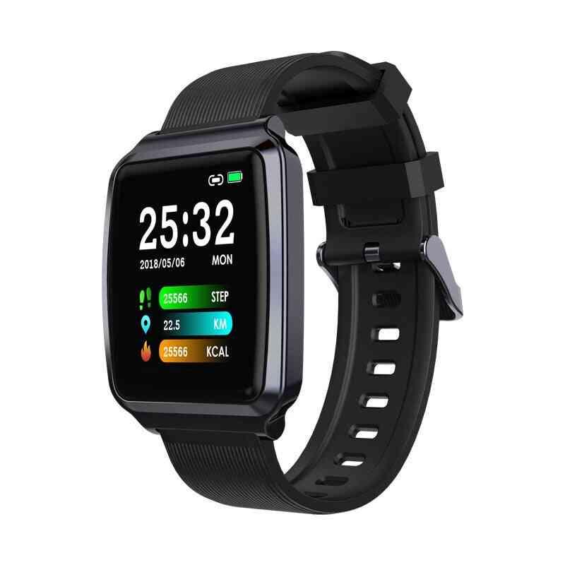 Waterproof Smart Watch Blood Pressure Measurement, Heart Rate Android Ios