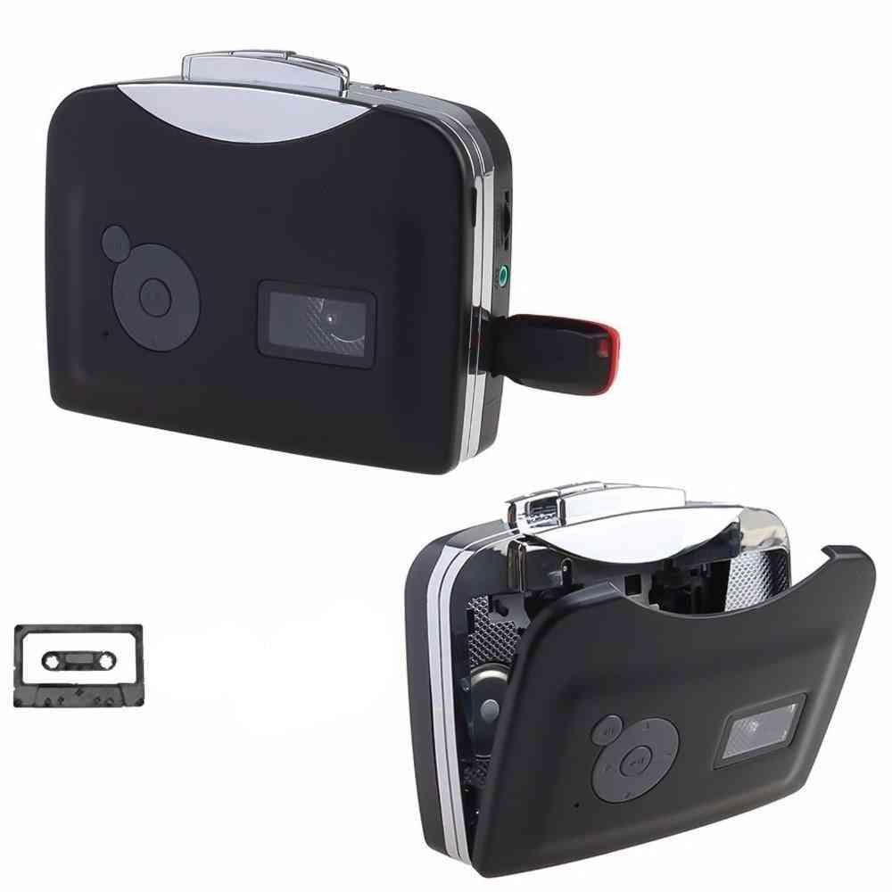 Usb Cassette Tape Player -walkman Converter