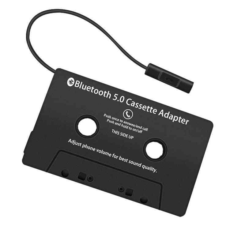 Smartphone Cassette Adapter - Bluetooth 5.0 Converter
