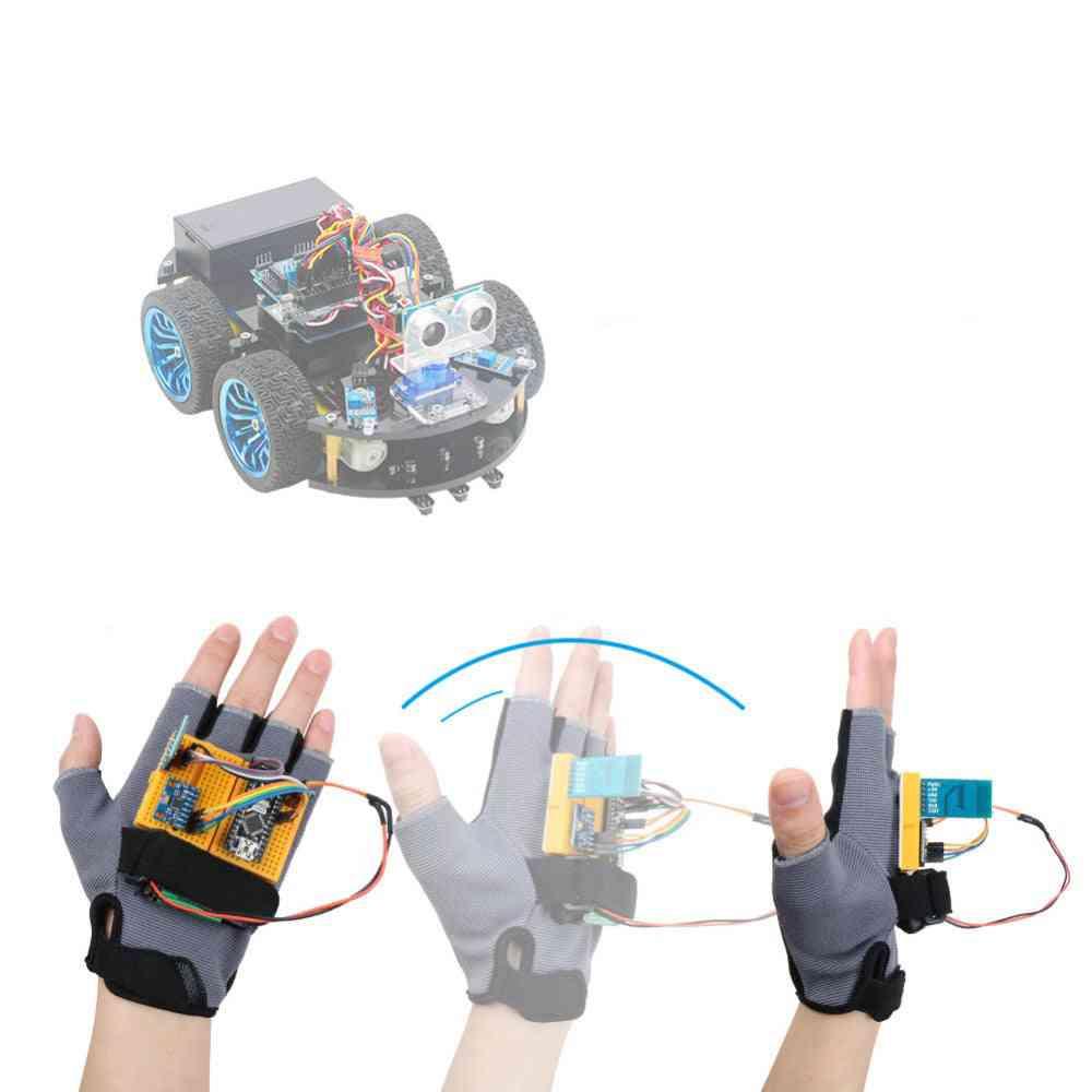 Motion Starter Kit For Arduino Nano V3.0 Robot Educational  Cars Mpu6050 6 Axis