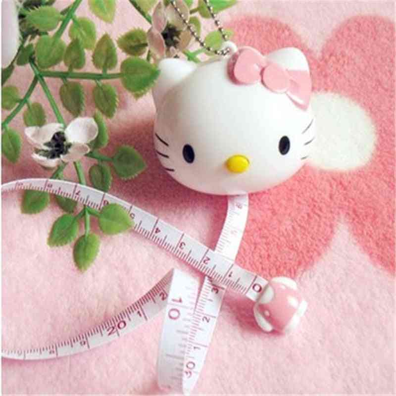 100cm Approx. Manual Measurement Tapeline For Kids