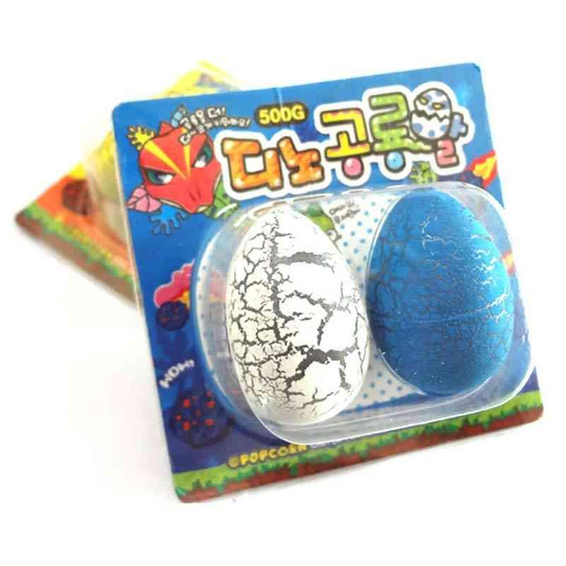 Diy Dinosaur Egg - Novelty Digging Fossils Excavation Toy For