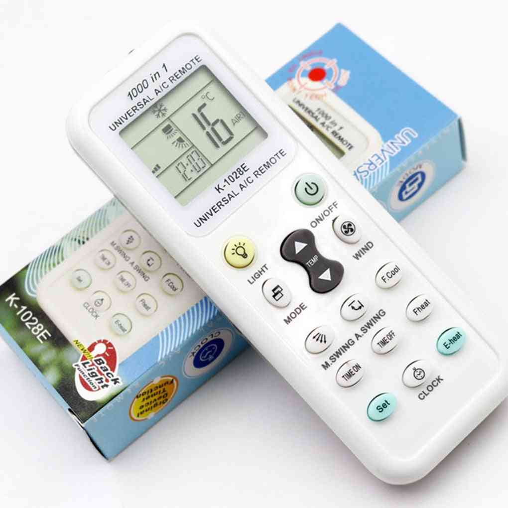 Low Power Consumptionair Condition Remote - Lcd A/c Remote Controller