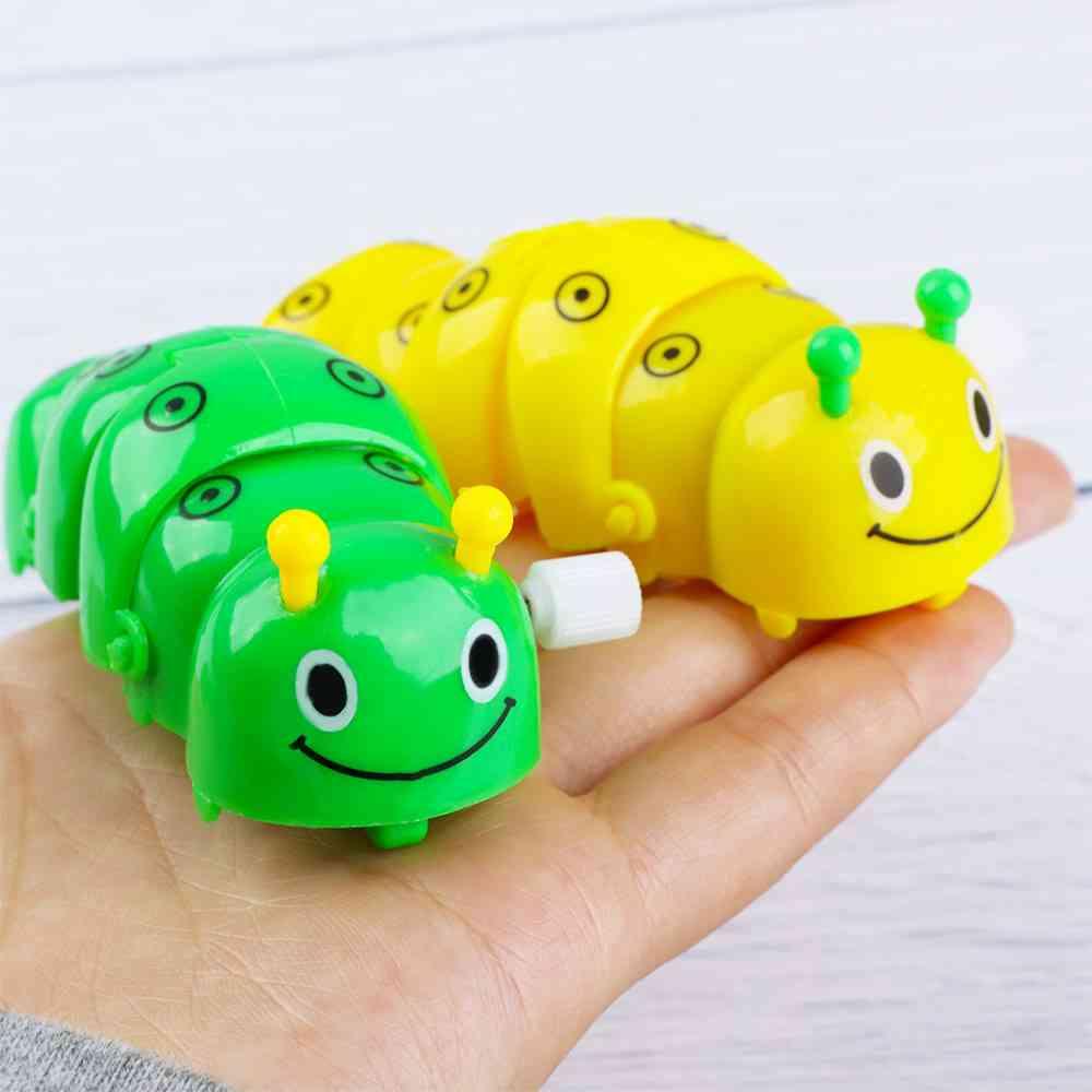 1pcs Cute Plastic Caterpillar Wind Up - Kids Educational