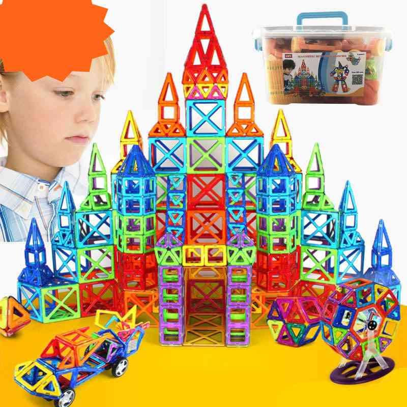 Mini Magnetic Designer Construction Set Toy