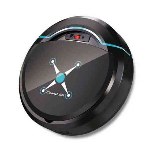 New Smart Vacuum Cleaner, Robot Cordless Automatic Sweeping Machine
