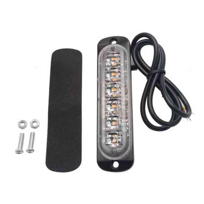 Emergency, Ultra Thin Emergency - Led Warning Light