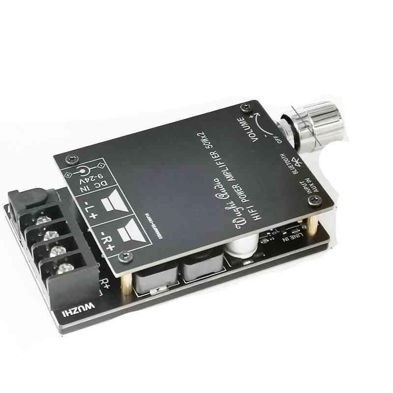 Hifi Wireless Bluetooth 5.0- Digital Power Audio Amplifier Board