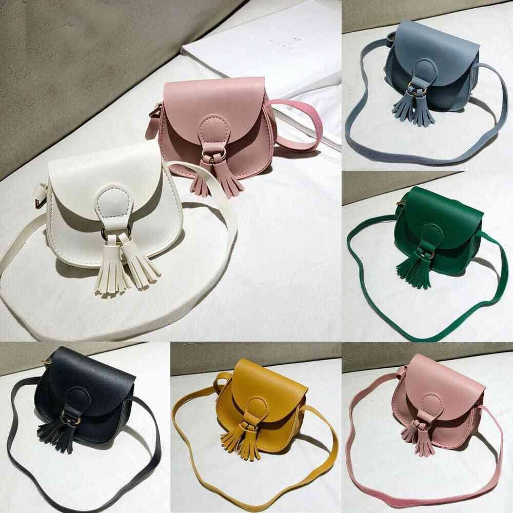 Small Leather Shoulder Bag For