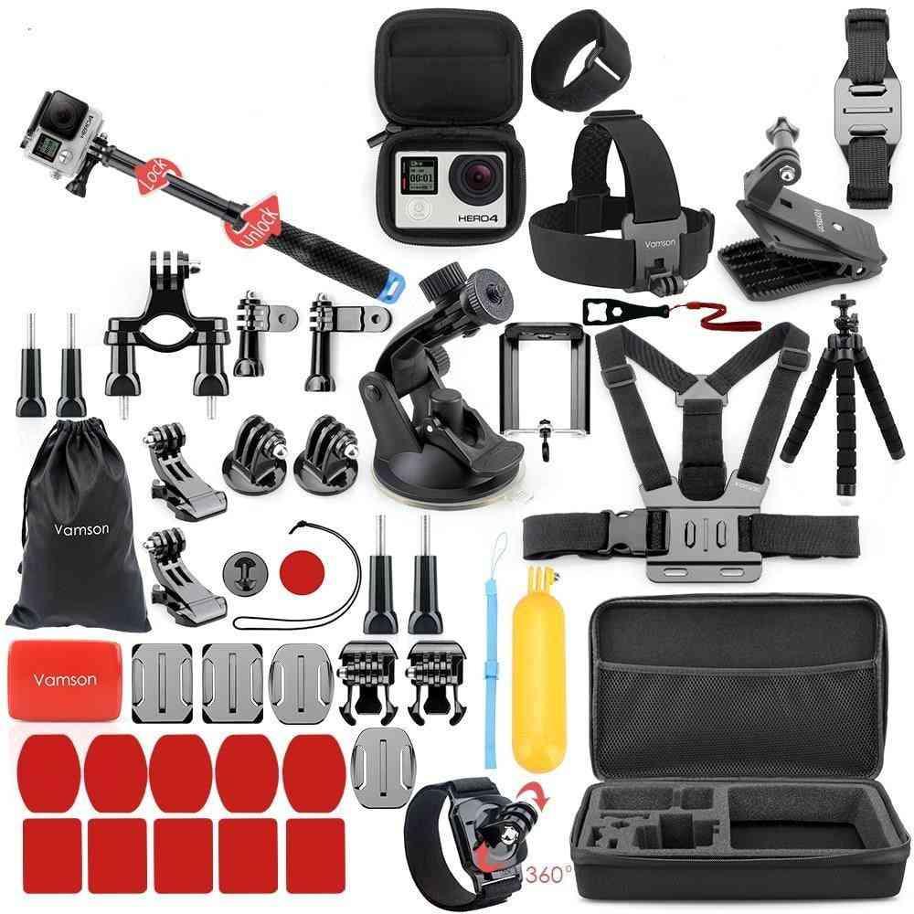 Gopro Accessories Set For Go Pro Hero 8 7 6 5 4 Kit