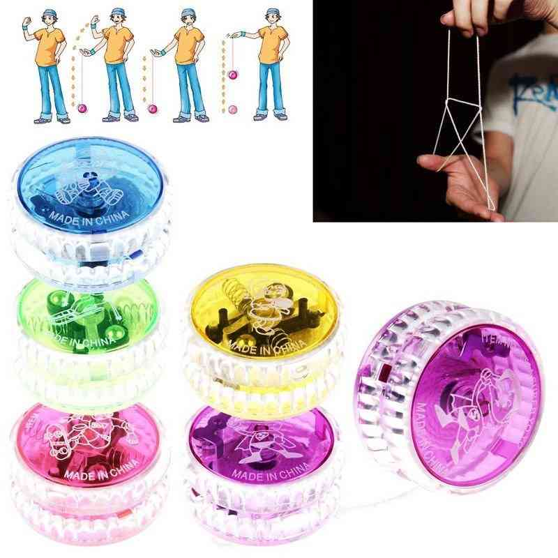Creative Hobby Magic Yoyo With Led Light Classic For Games