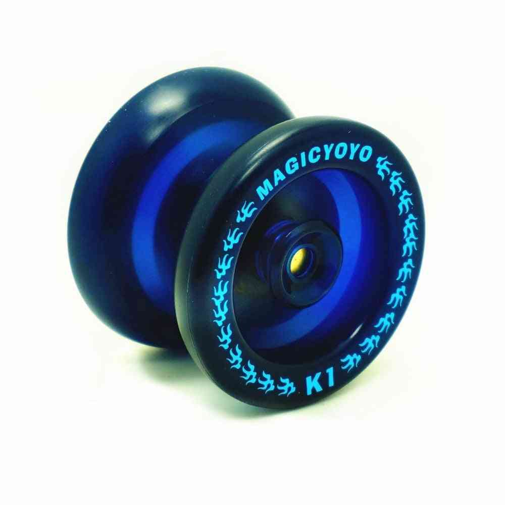 Professional Magic Yoyo K1 Spin And 8 Ball Kk Bearing With Spinning String