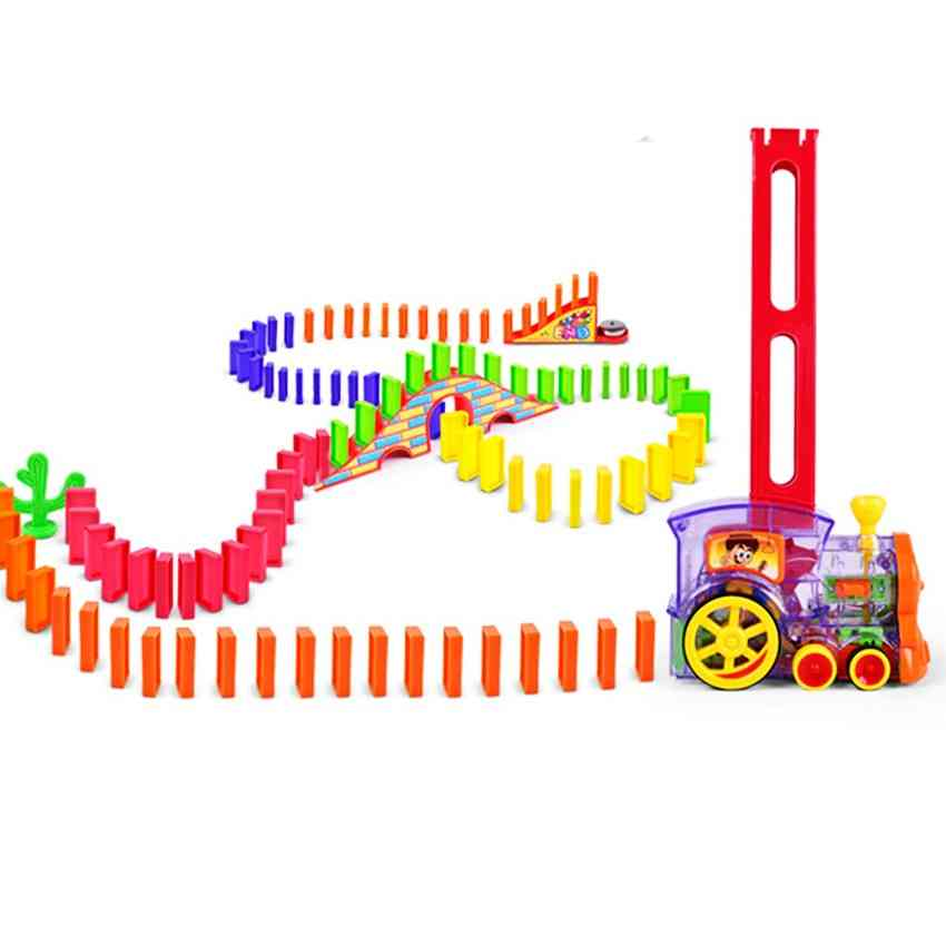 Domino Train And Car Set - Bridge Bell Kit For