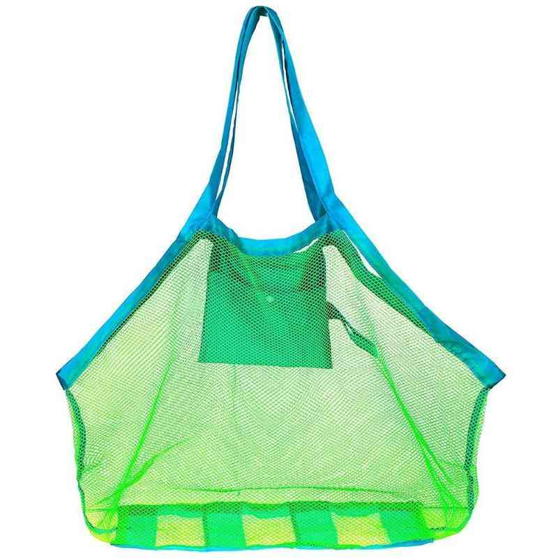 Protable Mesh Bag Toy For