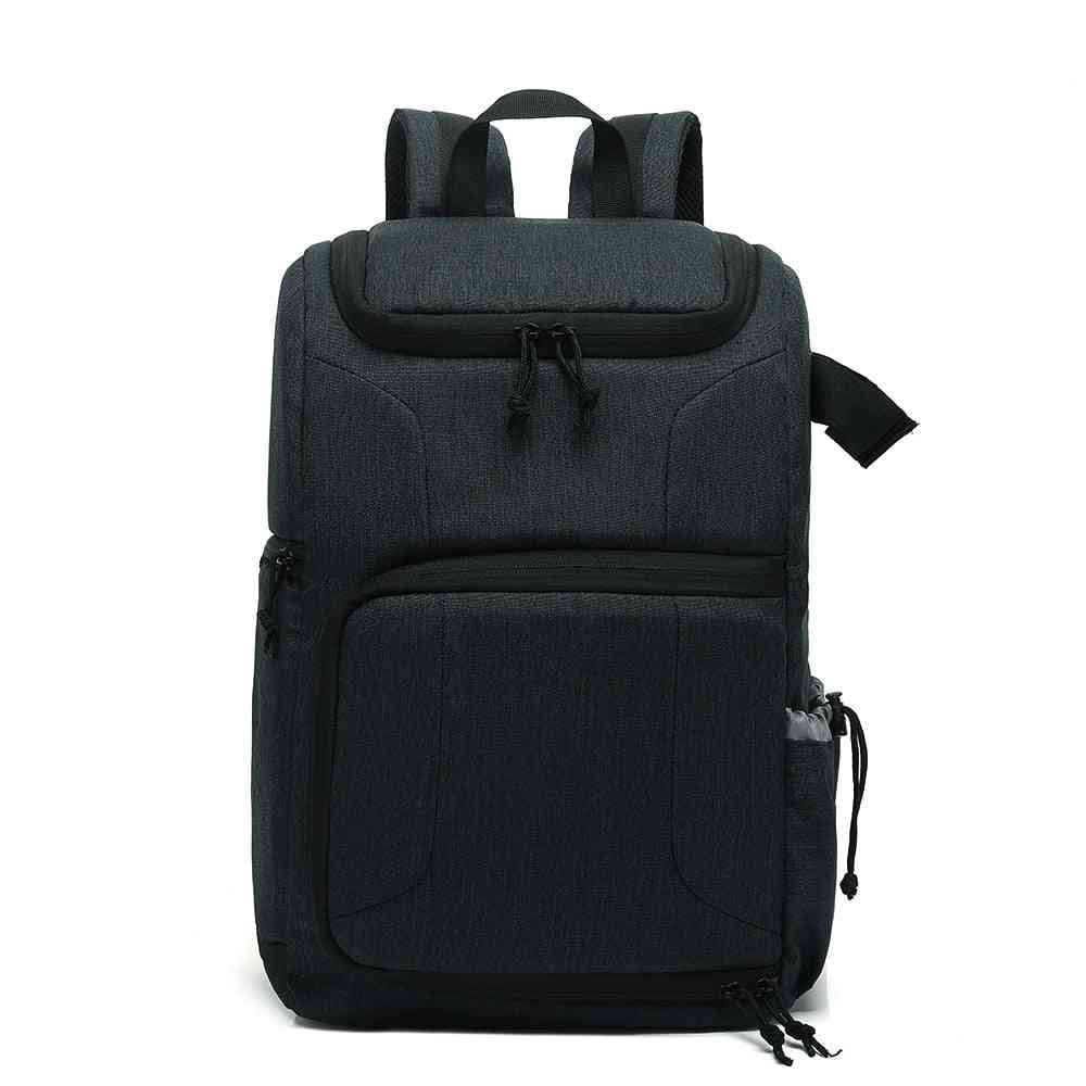 Multi-functional Waterproof Camera Photo Lens Bag Backpack Large Capacity For  Outside Photography
