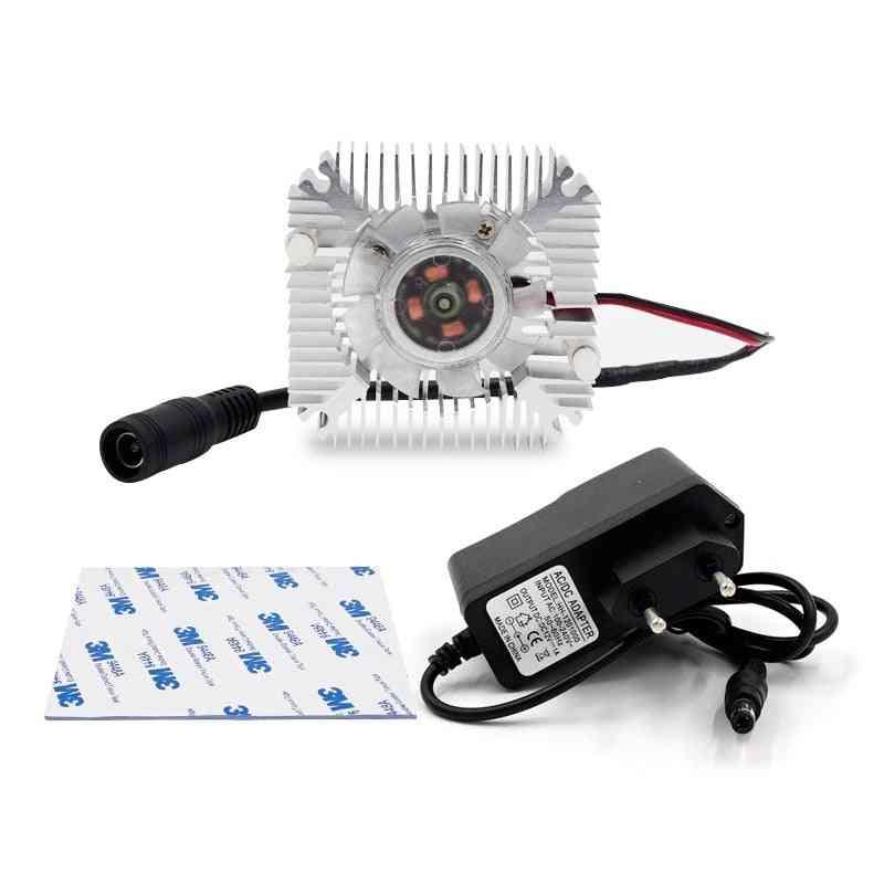 Radiator With Fan - Aluminum Heatsink For Led Chip Beads Heat Dissipation Eu Plug