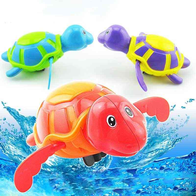 Turtles Water Kids Bath Pool Tub Animals Sounding - Swim Clockwork